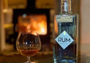Rum by fire