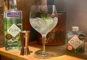 Swaldale Gin and Tonic
